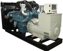 90A to 900A 50kw to 500kw Doosan daewoo engine diesel genetator