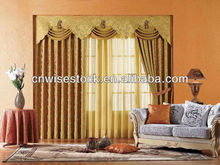Window Jacquard Curtain