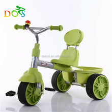 Children trike ride on toy,baby three-wheeler,kids tricycle with back seat at lowest price
