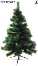 2015 Comercio al por mayor de pvc Aguja Árbol de Navidad de pino