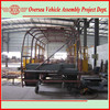 30 Seats LHD Coach Bus Parts New Bus Assembly India