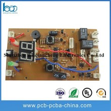 osp process energy meter pcb assembly, universal pcba ISO approved, one stop smt/dip/test pcb assembly service