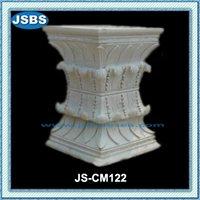 Antique Decorative Outdoor Marble Pillar Pedestal