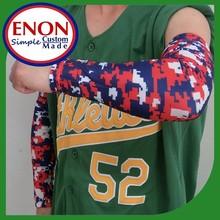 2015 Compression Sports Camo Arm Sleeve Digital Camo Forearm Sleeves