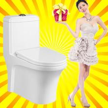 9209 Hotel design newest ceramic portable toilet bowl