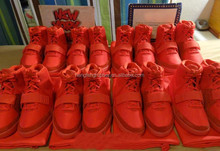 Mens Basketball Shoes Super Perfect West Y ii 2 Red October shoes