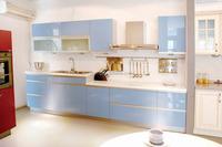 2015newest uniqueness style disassemble acrylic sheet kitchen cabinet furniture units