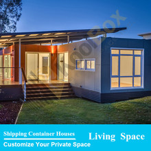 modern luxury prefab house best price , low cost prefab houses made in china