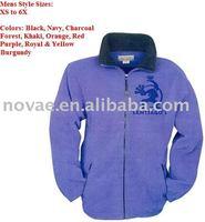 fashion polar fleece jacket