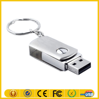 good quality metal 64GB usb 2.0 flash drive with promotional price