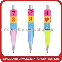 Puzzle ball pen,magic cube pen,puzzle pen
