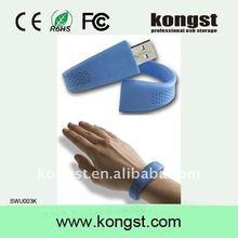 silicon usb flash drives pvc usb flash storage 1g 2g 4g credit card usb