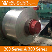 SS201 Cold rolled coil for stainless steel prison toilet