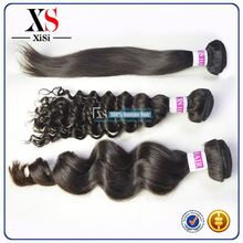 Real virgin cheap 8inch to 40inch curly hair gupta enterprises