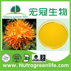 Halal&Kosher Nature Safflower Extract,Safflower Yellow,High Quality Safflower Yellow Color