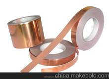 Copper Foil + Polyester Film (Cu + Pet) For Cable Shielding Made in China