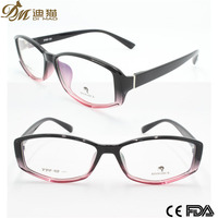 New design Fashion trend beautiful optic eyeglasses for girls