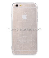 Wholesale newly design case,TPU case,transparent case for iPhone 6 4.7""