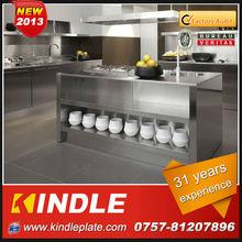 pofessional customerize stainless steel kitchen cupboard