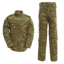 US Army Desert Uniform Tiger Stripe Camo ACU Uniform Set