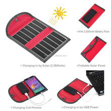2015 New Portable solar panel charger