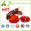 GMP Certificated Dried Hot Pepper Seeds Extract Chilli Powder