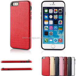 New Arrival For Iphone 6 Plus Case,For Iphone6 TPU + Leather Case
