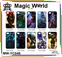 LOL HARD PRINT PHONE CASE FOR IPHONE 5S