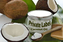 Private Label Coconut Oil - Extra Virgin Organic