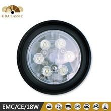 10-30Volt cob led work light KR5181super bright led work light 18w LED fog Lamp Type for Kenworth
