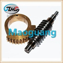 High Torque Worms and Worm Gear Assembly