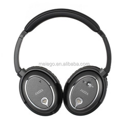 OEM cheap overhead wireless 95% noise cancelling gaming headphones