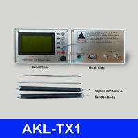 Perfect detecting capacity, AKL-TX1 deep search gold metal detector