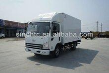 FAW truck box van