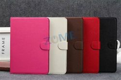 Book Flip Leather Case For Ipad Mini Updated Style Leather Case