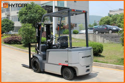 High quality low price Electric Battery Forklift Truck/nissan forklift