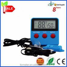2015 New Cable with Sucker Digital Fish Tank/Water Temperature/Aquarium Thermometer