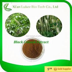 High Purity Black Cohosh Extract Powder Triterpene Glycosides