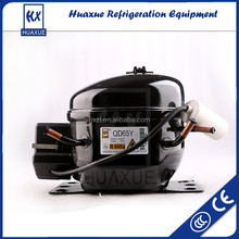 New refrigerator compressor supplierQD65Y(Environmental protection refrigerant ,made in china,freezer compressor)