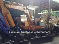 Komatsu PC20-6 Mini Excavator