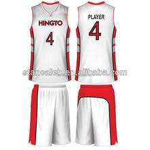 Stan Caleb Favorites Compare Sublimated Uniform Full Customization Team Wear Top Custom Basketball