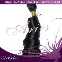 2013 hotselling Grade AAAA wavy virgin russian federation hair weaving
