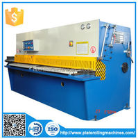 hydraulic guillotine shear QC12Y-50X4000,HARD PLATE SHEAR CUTTER,metal sheets cutting equipment