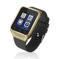 2015 Original 3G Smart watch S8 Smart Watch Android With MTK6572 Dual Core 5.0MP Camera WCDMA GSM GPS TF Support Android OS