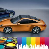 nano glass coating super fine white car paint repair kit