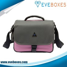 Fashion Shoulder Durable polyester 600D Camera Bag