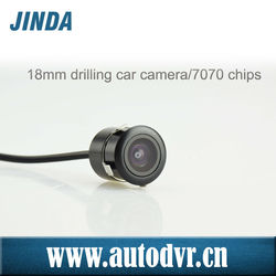Popular selling for car JD-112B model with front/ rearview camera optional/18mm rearview camera/Hanging camera in Stock now