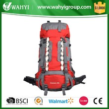 2015 Large Capacity Mountaineering Men and Women Backpack Bags, Professional Outdoor Camping Hiking Backpack
