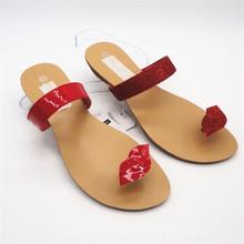 Innovative design oem custome female slippers
