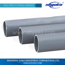 Factory supply attractive price 400mm pvc water pipes